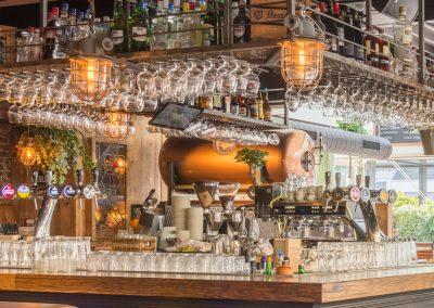Eetcafe Otto Hahn eten en drinken